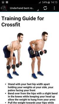 Training Guide for Crossfit screenshot 4