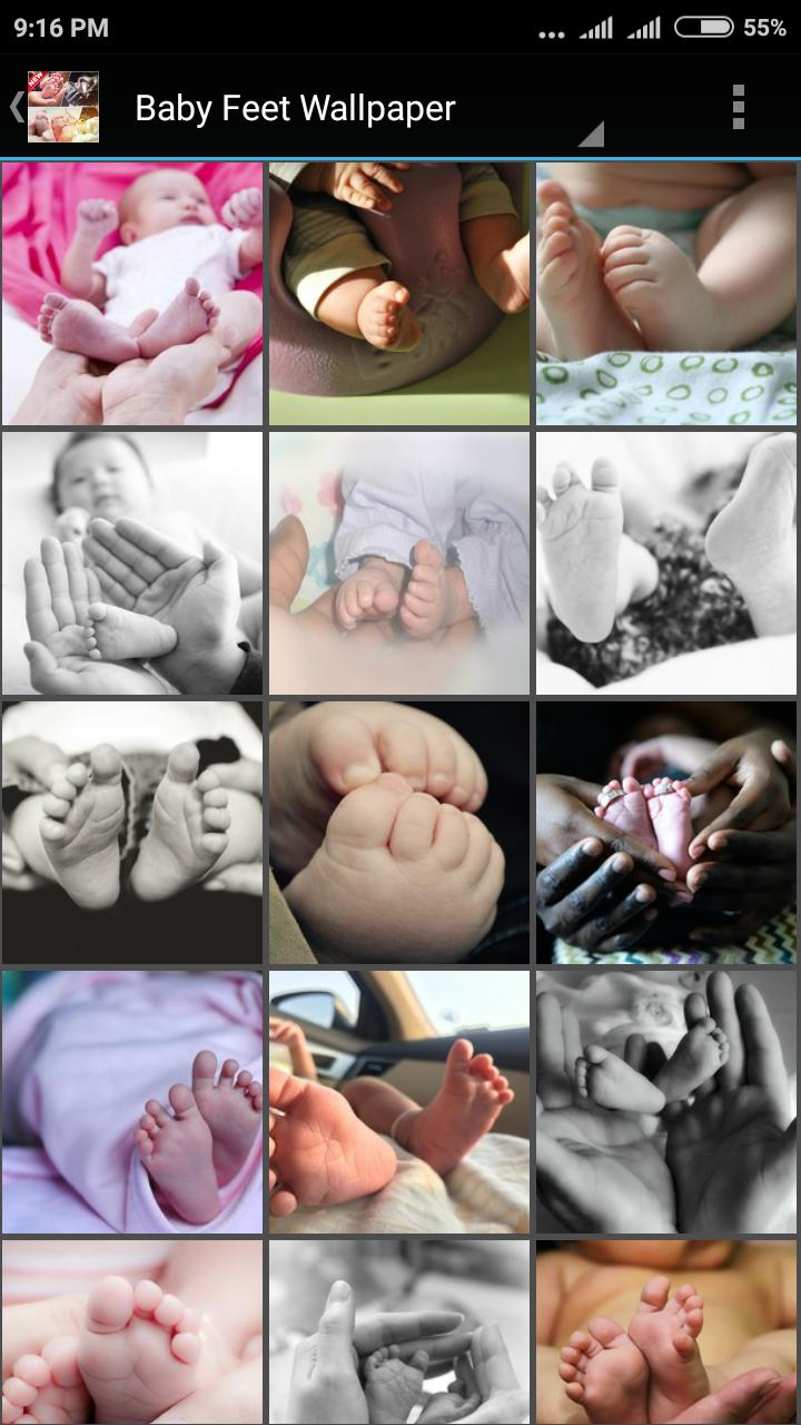 Baby Feet Wallpaper For Android Apk Download