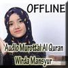 Murottal Wirda Mansur Mp3 Offline Zeichen