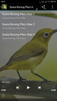 Suara Burung Pleci Gacor mp3 screenshot 2