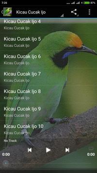 Suara Cucak Ijo Gacor mp3 poster