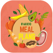 Paleo Meal Plans icon