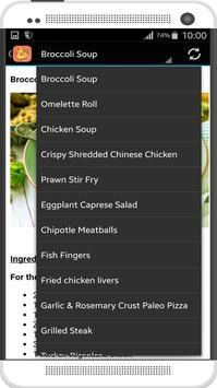 Paleo Meal Plans screenshot 3