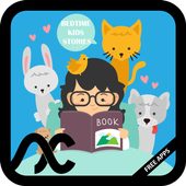 Bedtime Stories for Kids FREE icon