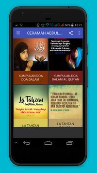 Ceramah Kocak Ustad Abdul Somad Dan Ustad Tile screenshot 3