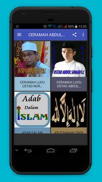 Ceramah Kocak Ustad Abdul Somad Dan Ustad Tile screenshot 1