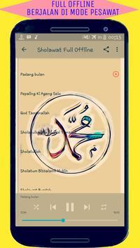 Sholawat Offline Habib Syech Lengkap poster
