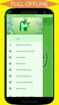 Sholawat Offline Habib Syech Lengkap screenshot 2