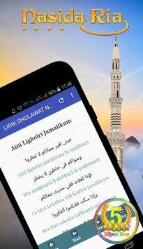 Qosidah Nasida Ria Terlengkap screenshot 5