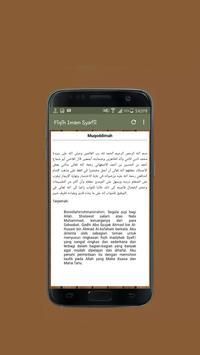 Fiqih Imam Syafii apk screenshot
