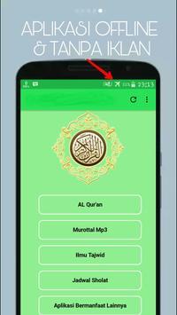 AL-QUR'AN (TANPA IKLAN) screenshot 1