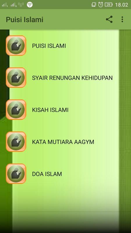 Kumpulan Kisah Dan Puisi Islami Penyejuk Hati For Android Apk Download