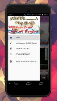 Muhasabatul Qolbi Al-Banjari poster