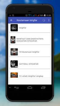 Murotal Idris Al Hasyimi Mp3 screenshot 3
