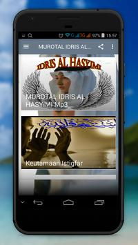 Murotal Idris Al Hasyimi Mp3 screenshot 1