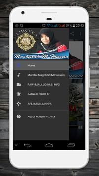 Maghfirah M Hussein Offline poster