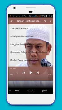Ceramah Ust Maududi Abdullah Lc screenshot 2