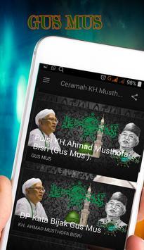 Ceramah Khmusthofa Bisri Für Android Apk Herunterladen