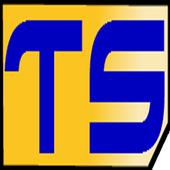 Tech savvy news icon