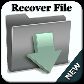 File Recovery video Joke poster
