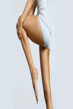 Slimming Down Legs apk screenshot