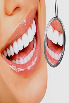 recipes for teeth whitening poster