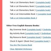 English Banana Resource App icon
