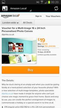 Cheapster: UK Discount Finder apk screenshot