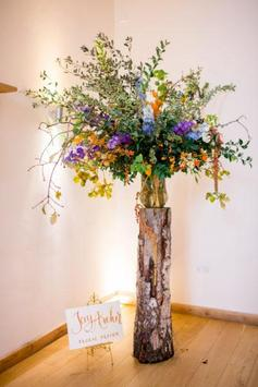 Floristry poster