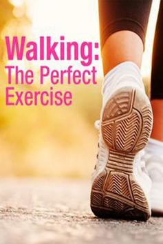 walking for health poster