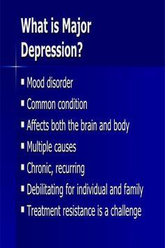 Major Depression poster