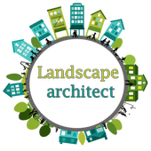 Landscape architects icon