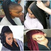 Naija Braids Hairstyle app icon