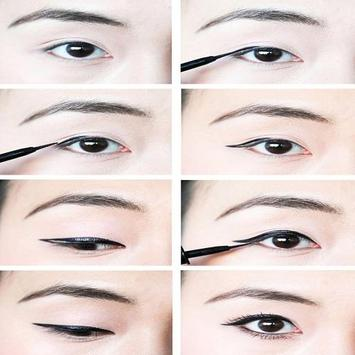 HOW TO APPLY EYELINER poster
