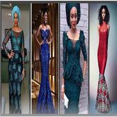 Africa Unique Ankara styles icon