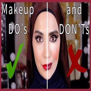 26 Make up Do's and Don'ts screenshot 3