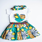 Ankara Kids Dresses icon