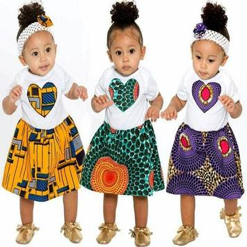 Ankara Kids and Toddlers poster