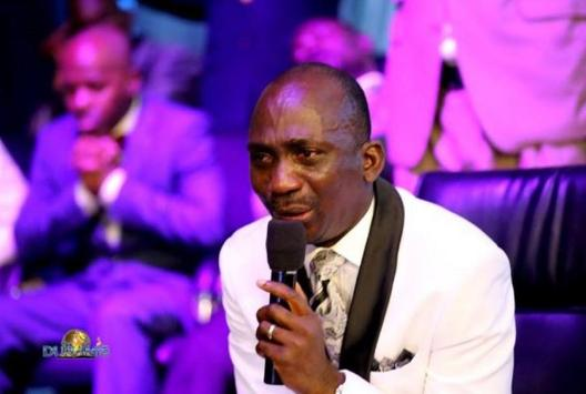Pastor Paul Enenche poster