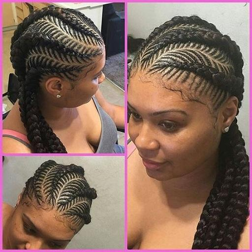 African Hairstyles Braids Twist Cornrows For Android Apk Download