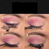 How To Fix False Eyelashes icon
