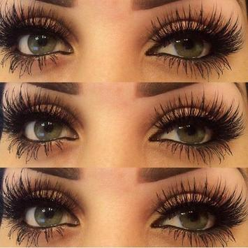 How To Fix False Eyelashes screenshot 2