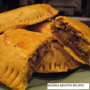 Nigeria Meatpie Recipes screenshot 1