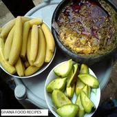 All Ghana Food Recipes icon