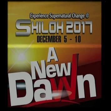 Shiloh 2017 (A New Dawn) poster