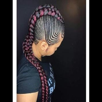 Ghana Braids HairStyle apk screenshot