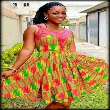 Hot African Short Gowns. screenshot 3