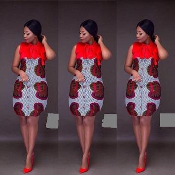 Hot African Short Gowns. screenshot 10