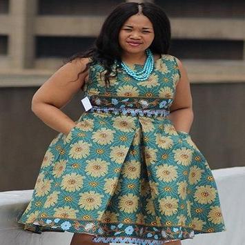 Hot African Short Gowns. screenshot 11