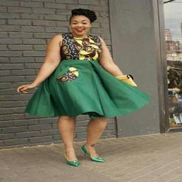 Hot African Short Gowns. screenshot 12
